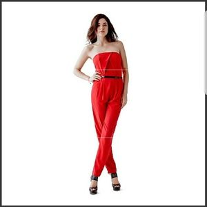 Guess pleated jumpsuit